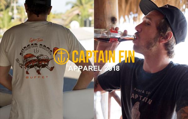 CAPTAIN FIN,キャプテンフィン