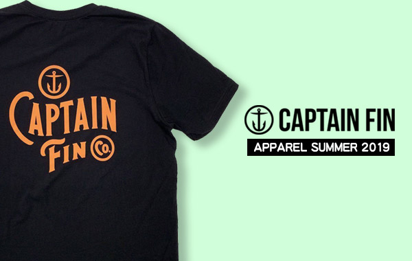 CAPTAIN FIN,キャプテンフィン, アパレル