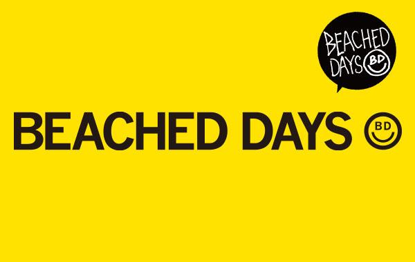 BEACHED DAYS, ビーチッド デイズ