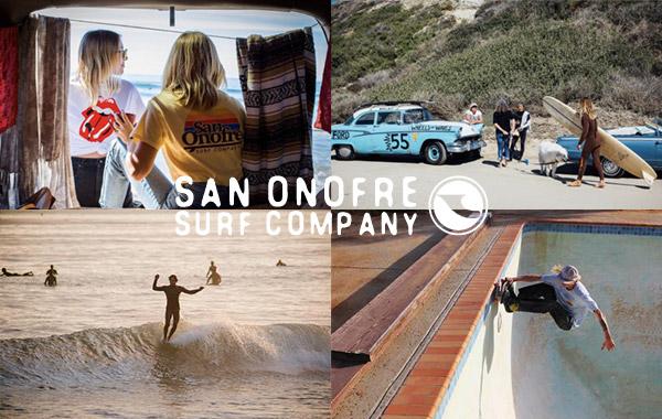 SAN ONOFRE SURF COMPANY,サンオノフレ・サーフカンパニー